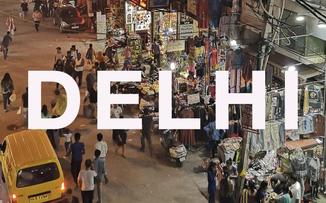 Deux jours à Delhi: mes conseils